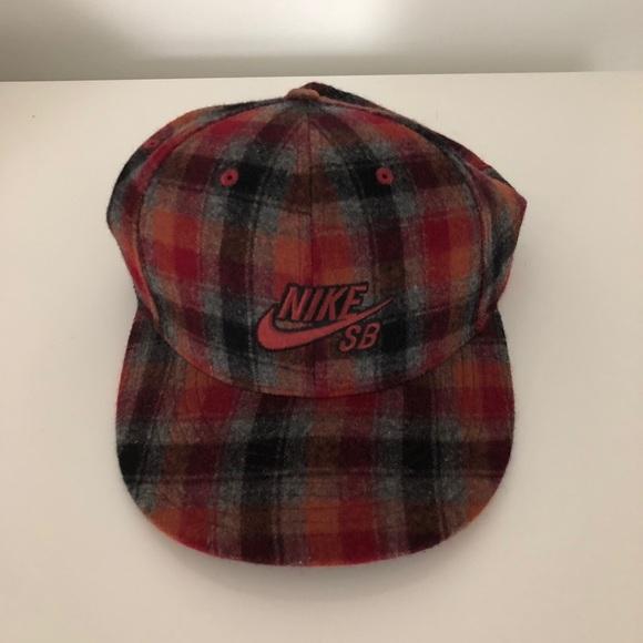 37b9db724e3 Nike Accessories   Sb Wool Hat Todd Jordan Color Way Sz7 18   Poshmark